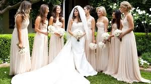 weddings - Everyone is different - Look good in the body you have.