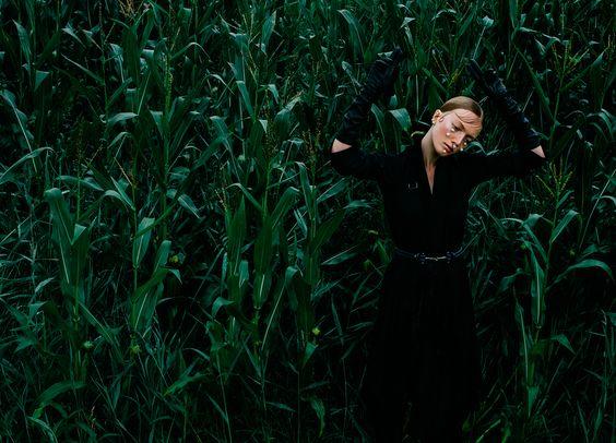 Lou Schoof & Nils Schoof for Vogue Ukraine by Elizaveta Porodina