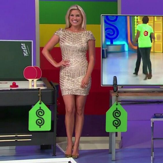 Rachel Reynolds - The Price Is Right (9/26/2016)