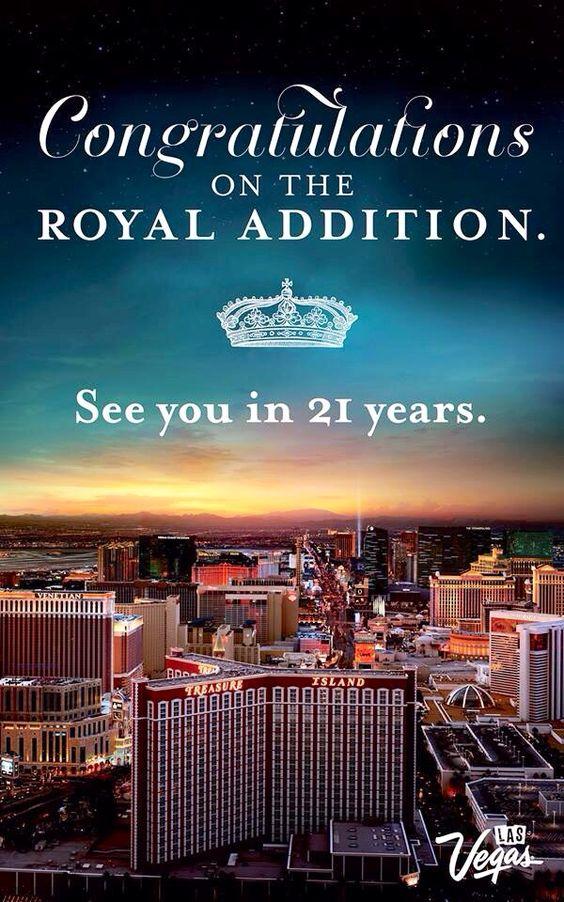 Vegas Ad Royal  Family