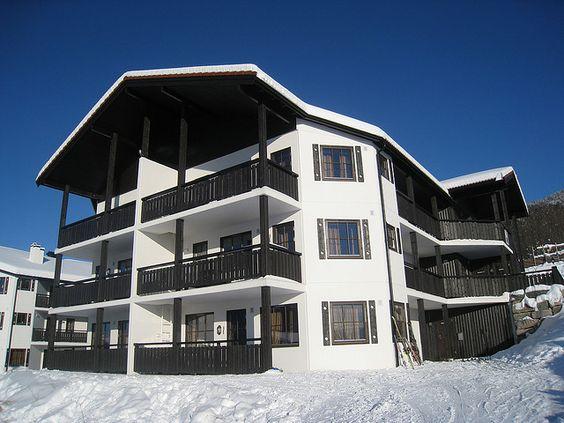 Hafjell Resort, Norway.