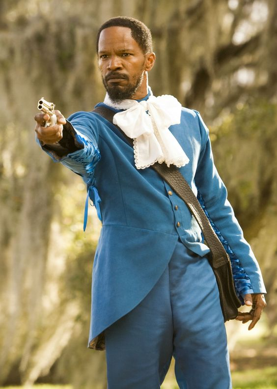 Image result for django unchained blue