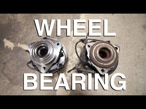 Wheel Bearing Sound >> How To Check A Wheel Bearing Sound Play In The Wheel Abs