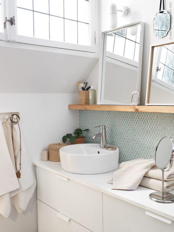 Unterschrank Waschbecken Ikea ~ Ikea, Spiegel and Badezimmer on Pinterest