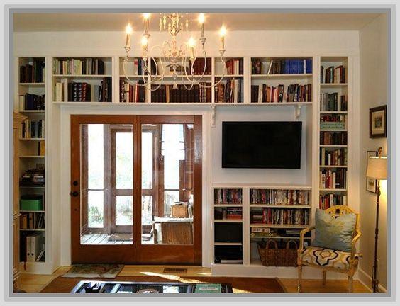 leaning billy bookcase ikea hack furniture home design ideas ikea bookcase hacks. Black Bedroom Furniture Sets. Home Design Ideas
