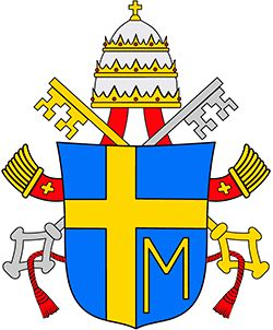Escudo de Juan Pablo II