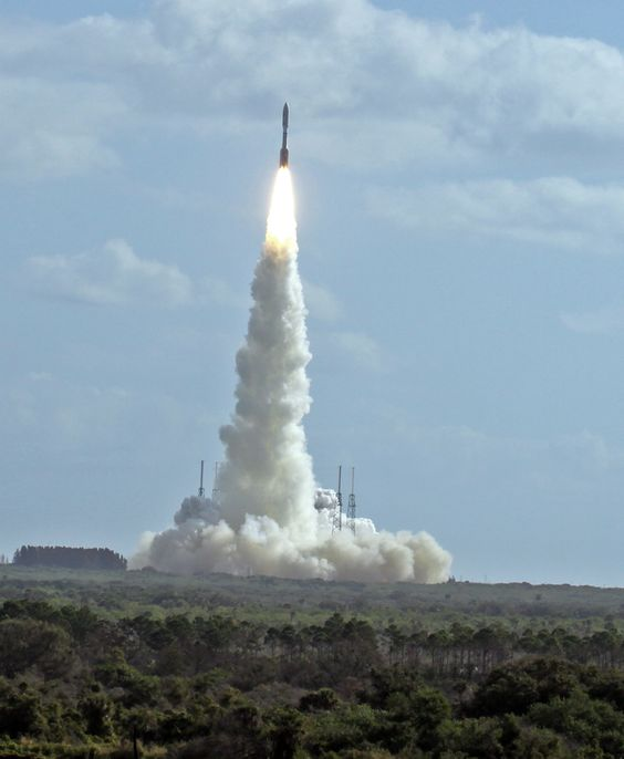 rocket launch flame smoke - Google Search