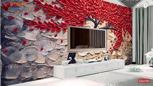 Waterfall In Living Room Interior Best Of Pvc 3d Waterfall Nature Wallpaper Packaging Type Roll Rs 2500