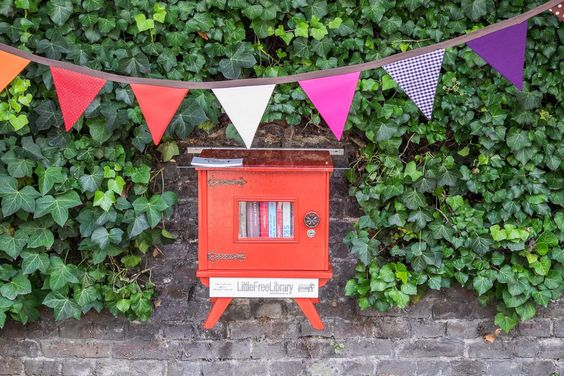 Little Free Library Hasselt