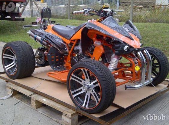 квадроцикл yamaha raptor 125