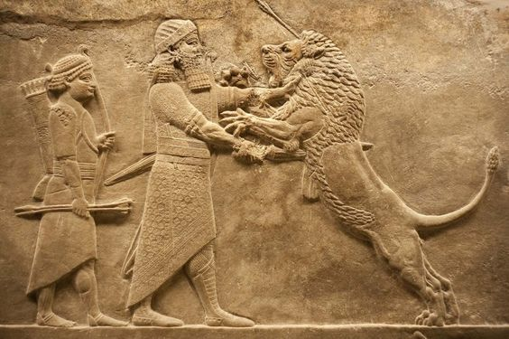 Epic of Gilgamesh ancient text. Study Guide $3.99 by Sabrina Justison for 7SistersHomeschool . com