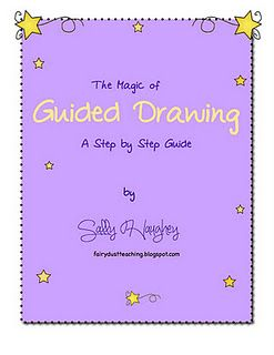 free guided drawing book