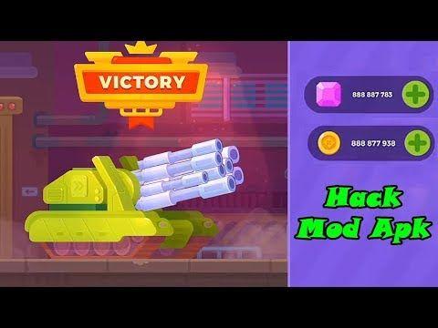 Tank Stars Mod Apk All Tanks Unlocked Download
