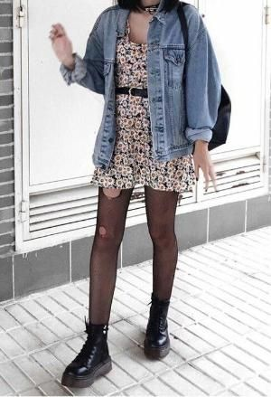 Lovely Hipster Outfits