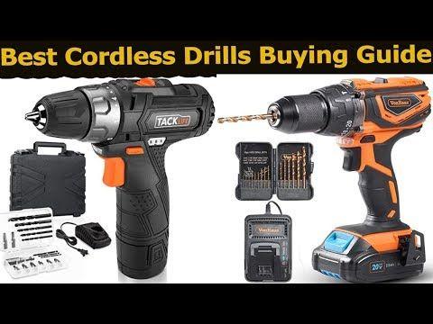 Best Cordless Drills 2021 Best Cordless Drills In 2018,Which Is The Best Cordless DrillsBest