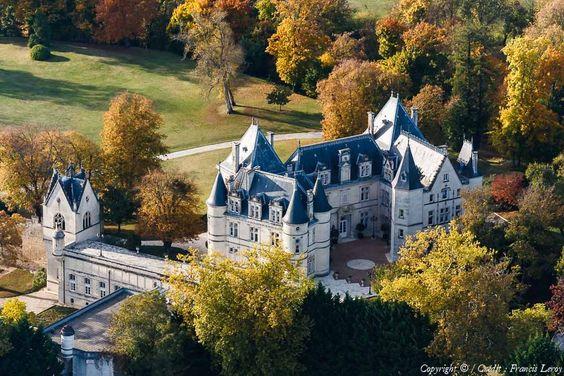 ✈️ Photo aérienne de : Mirambeau - Charente-Maritime (17)