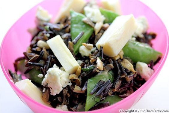 Rice and Hearts of Palm Salad Recipe | Salad,Coleslaw,Cold Pasta Salad ...
