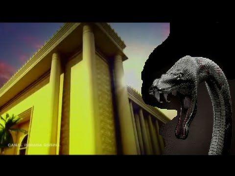 Salomao Construiu templo dedicado ao Deus das Trevas - De acordo com a B...