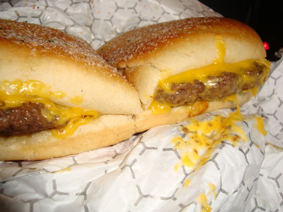 Garlic cheeseburger from Marvin's, Greencastle Indiana. | Flickr - Photo Sharing!