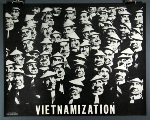 a history of vietnamization in south vietnam Vietnamization and it's lasting effects on south vietnam and it's fall outline i background a introduction b vietnam -- two separate countries 1.