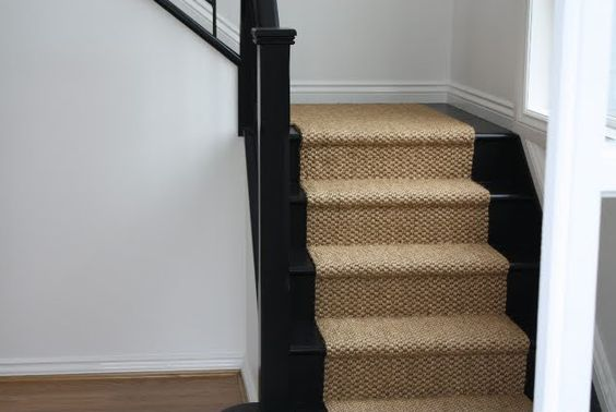 Best Jute Stair Runner Cape House Ideas Pinterest Runners Hardwood Stairs And Stairs 640 x 480
