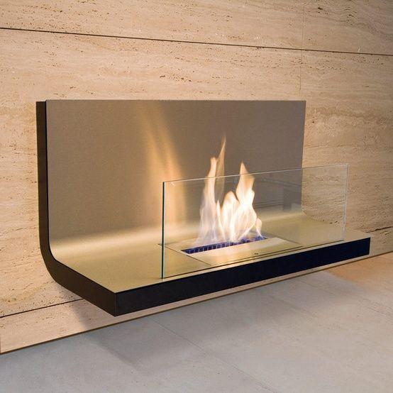 /// #Livingroom #Contemporary #Fireplace