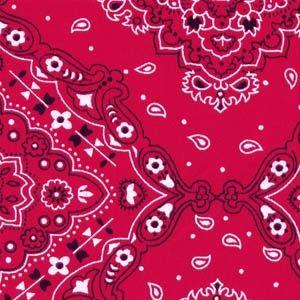 PBV Bandana Vermelha - Panoah