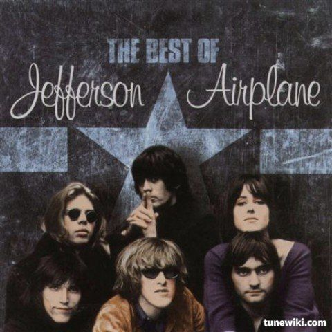 """-- #LyricArt for """"Somebody To Love"""" by Jefferson Airplane"""
