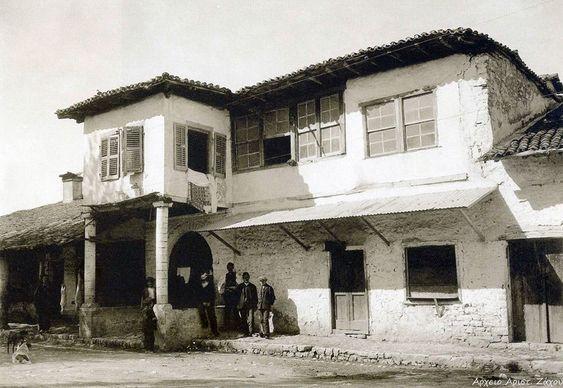 Άρτα 1917, το Χάνι του Μιχάλη