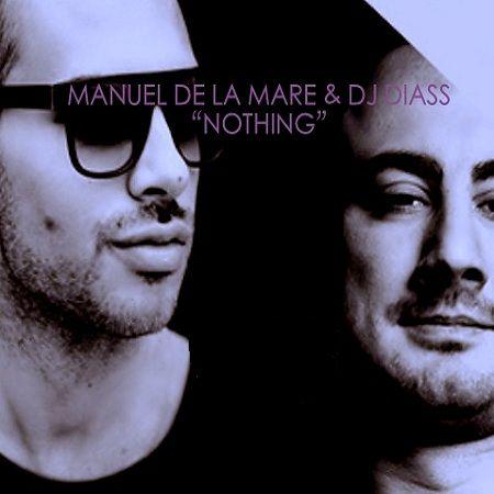 Manuel De La Mare, DJ Diass – Nothing (single cover art)