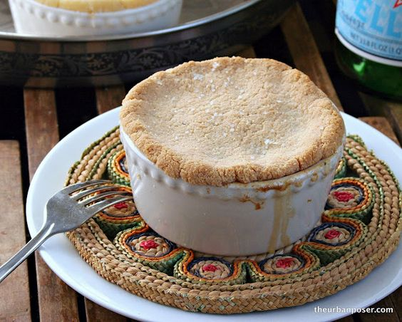 Mmmmmm! Grain free Chicken Pot Pie! I can't wait to make this!!