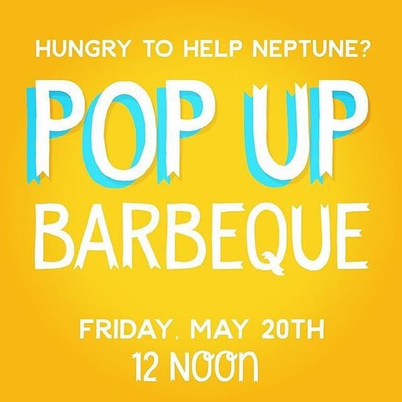 FRIDAY at @neptunetheatre  Hungry to help out Neptune? Drop by our POP UP BARBEQUE on Friday May 20th at 12 noon. The barbeque will take place on the Upper Level Balcony of Neptune's Fountain Hall at 1593 Argyle Street.  Enjoy a delicious grilled sausage or hamburger and a beverage and support TEAM NEPTUNE'S participation in the Bluenose Marathon during the Victoria Day long weekend. Join us on our outdoor balcony overlooking Sackville Street or relax in the Spatz Lounge and find out more…