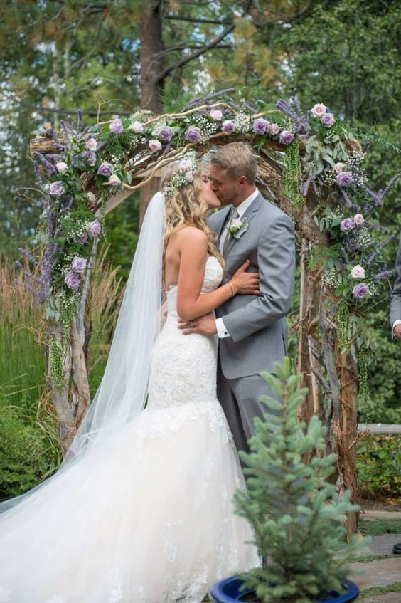 Garden/ nursery  wedding