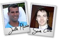 Justin Michie + Sean Clark – Easy FB Commissions JV Invite - Launch Day: Monday, July 30th 2012 @ 8AM EST
