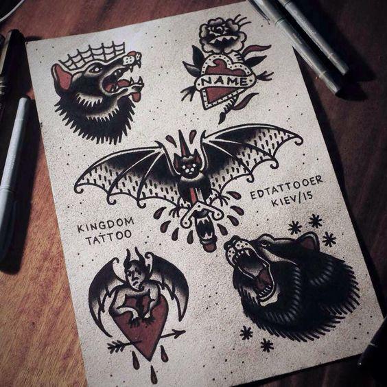 kingdom tattoo