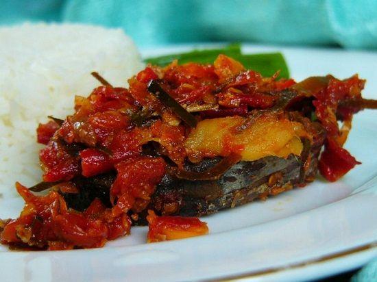 Ikan Tongkol Rica Rica Resep Makanan Resep Masakan