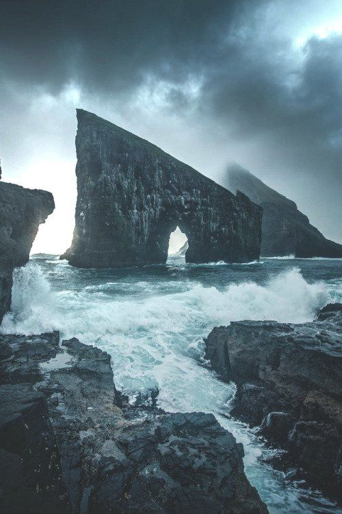 Ocean Iceland Faroeislands Landscape Hofn Seascape Twitter Iceland Photography Landscapes Nature Nature Photography