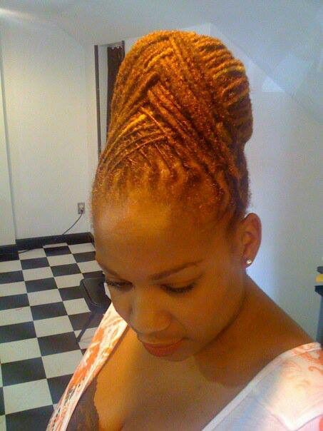 Astounding Buns Updo And Twists On Pinterest Hairstyle Inspiration Daily Dogsangcom