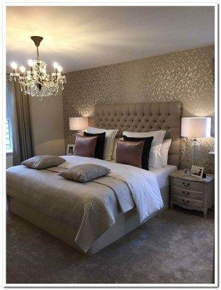 30 Stunning Master Bedroom Ideas 00044 Couples Master Bedroom Simple Bedroom Bedroom Interior