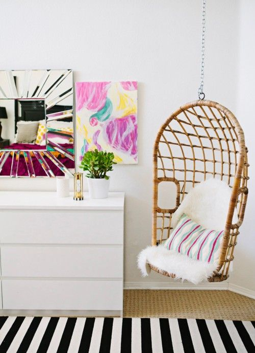 San Diego  Swing Chairs And Hanging Baskets On Pinterest