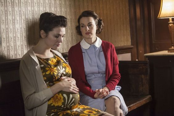 Pin for Later: 11 Shows to Stream on Netflix to Ease the Symptoms of Your Grey's Anatomy Withdrawal Call the Midwife