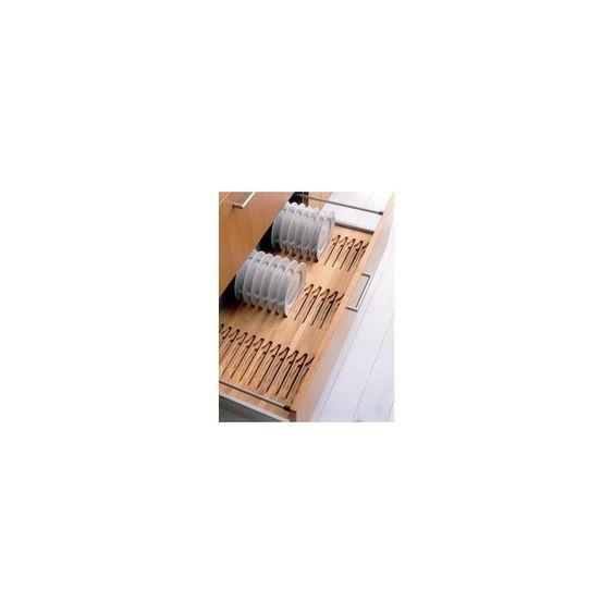 Blum Grass Plate Rack Drawer Insert Solid Beech Vertical  sc 1 st  Cosmecol & Vertical Plate Rack For Drawer | Cosmecol