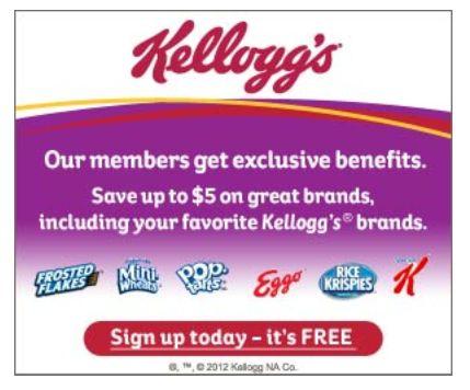 Kellogg's Family Rewards: New 50 Point Code to Add!