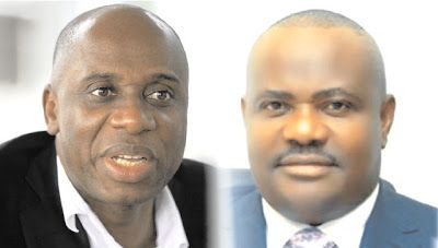 Rotimi Amaechi replies Nyesom Wike over $150m allegation - http://www.thelivefeeds.com/rotimi-amaechi-replies-nyesom-wike-over-150m-allegation/