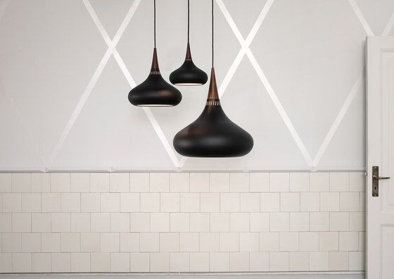 General lighting | Suspended lights | Orient Black | Lightyears | ... Check it out on Architonic