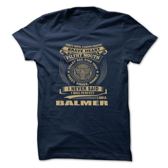 [Love Tshirt name printing] BALMER  Teeshirt Online  BALMER  Tshirt Guys Lady Hodie  TAG FRIEND SHARE and Get Discount Today Order now before we SELL OUT  Camping a skilled sailor