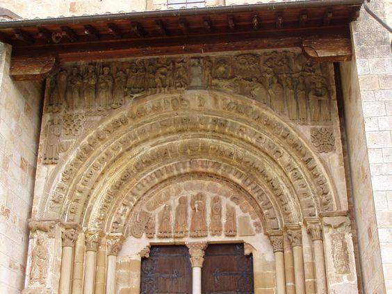 Monastère de Leyre, Navarre