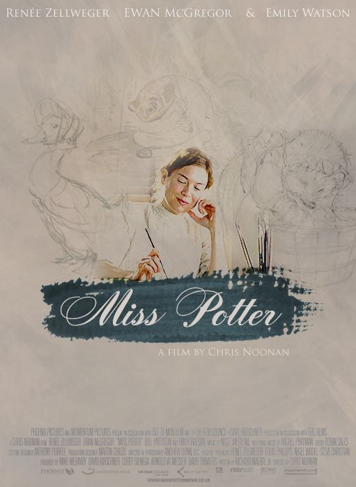 Miss Potter, charming film