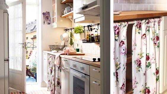romantisch traumk chen and romantische k che on pinterest. Black Bedroom Furniture Sets. Home Design Ideas