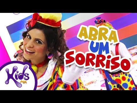 Abra Um Sorriso Aline Barros Cia 3 Oficial Youtube Aline